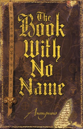 The Book With No Name front cover