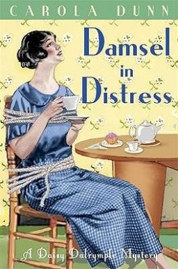 damsel in distress front cover